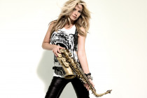 Soul-Legende Prince sagte einst über Candy Dulfer: When I need Sax, I call Candy!